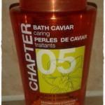 Perełki do kąpieli CHAPTER 05
