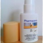 Delikatny fluid intensywnie kryjący SPF 20 od Pharmaceris