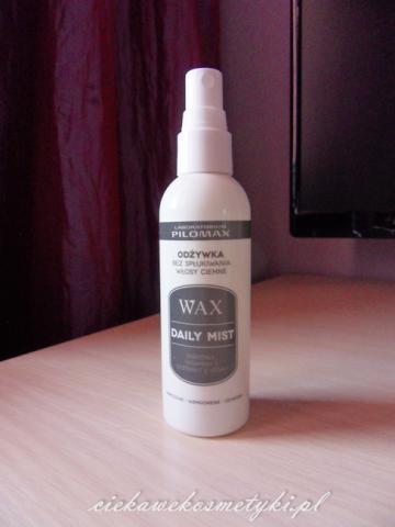 Pilomax, WAX Daily Mist do włosów ciemnych