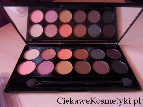Paletka cieni Sleek Makeup Oh So Special i-Divine