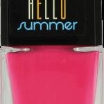 Wibo, Hello Summer, lakier do paznokci, nr 4