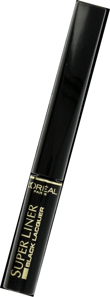 L'Oreal, Super Liner eyeliner Black Lacquer