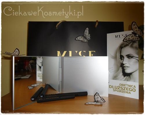 Nagroda od Muse Cosmetics