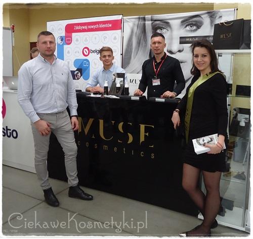 Stoisko Muse Cosmetics
