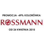 Co warto kupić w promocji -49% w Rossmannie?