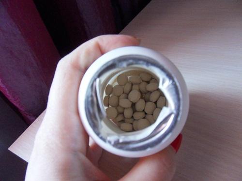 Tabletki Lewitan.