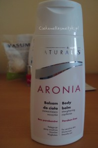 Beauty NATURALIS Aronia balsam do ciała