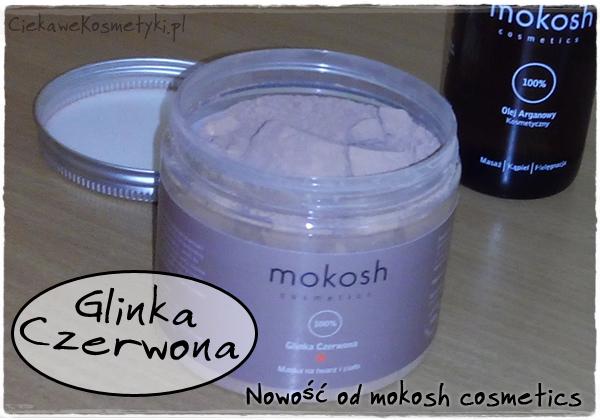 Glinka Czerwona Mokosh Cosmetics