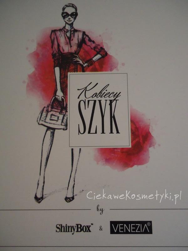 """Shinybox maj 2015 """"Kobiecy Szyk"""""""