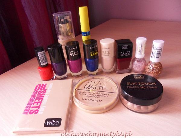 Kosmetyki do twarzy, które warto kupić w Rossmannie