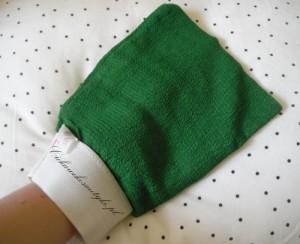 Tradycyjna Rękawica KESSA, Intensywnie Peelingująca, do zabiegu HAMMAM