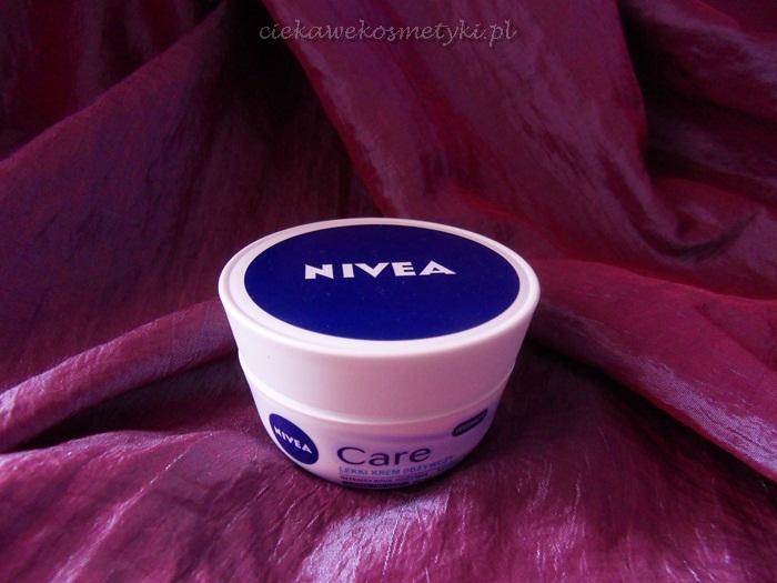 NIVEA Care – lekki krem odżywczy