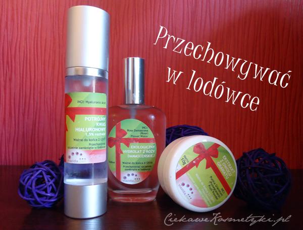 Kosmetyki: Mazidła
