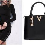 Zamówienie z SheIn: Sukienka i torebka