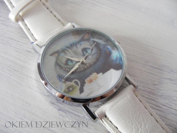 Zegarek z kotem