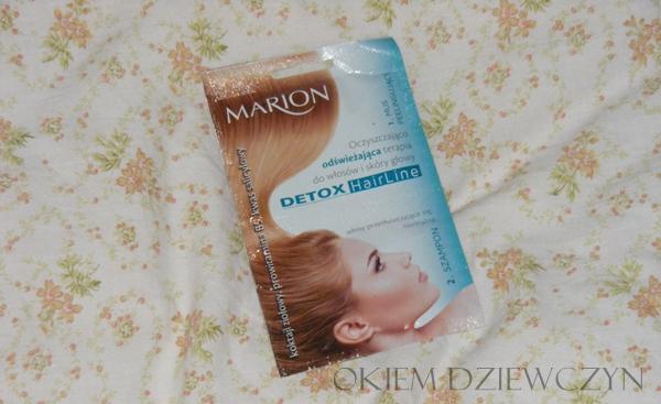 Marion Detox Hair Line