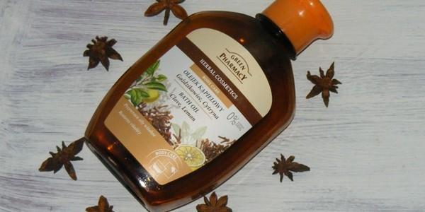 Green Pharmacy: Olejek kąpielowy Goździkowiec i Cytryna