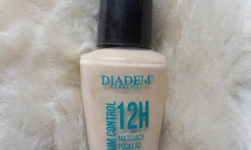 Podkład matujący Sebum Control – Diadem Cosmetics