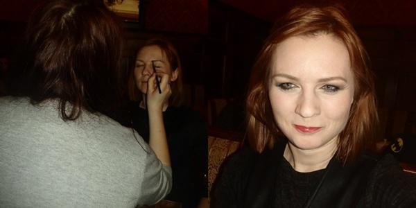 Makijaż Anety