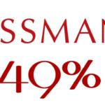 Promocja -49% Rossmann – część 1.