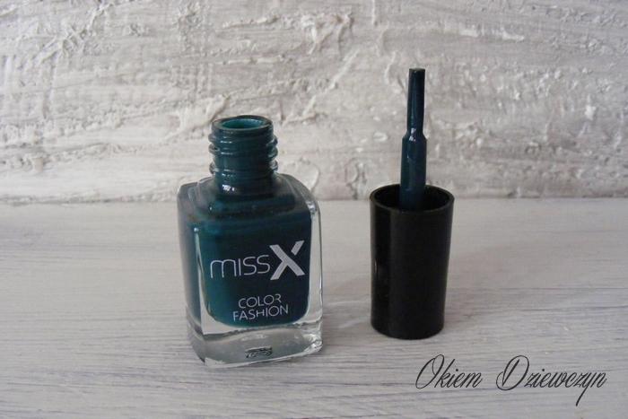 Lakier do paznokci MissX