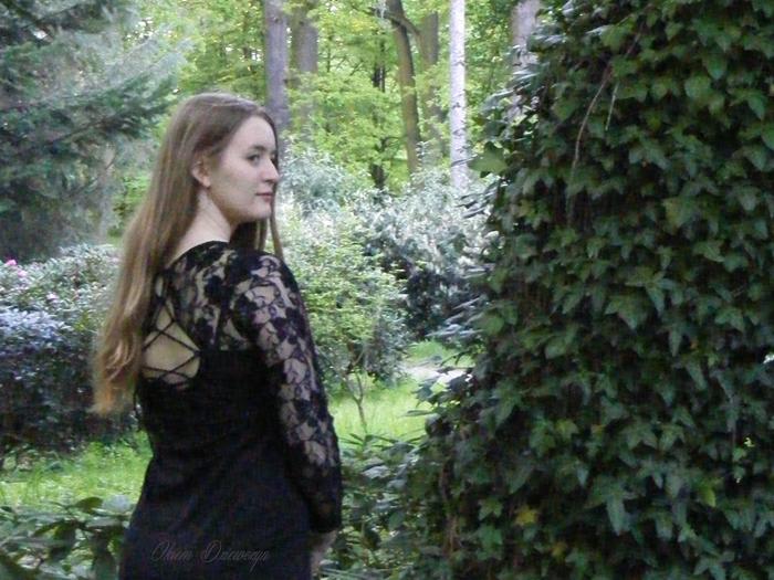 Sukienka z wiązaniem SheIn