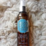 Rozświetlający Suchy Olejek Arganowy do Ciała i Włosów