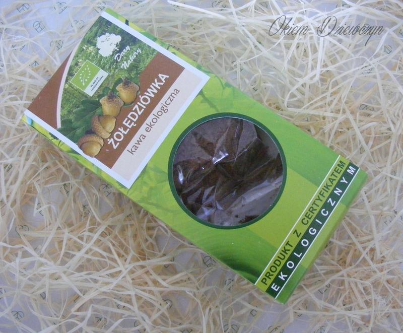 Kawa ekologiczna żółędziówka