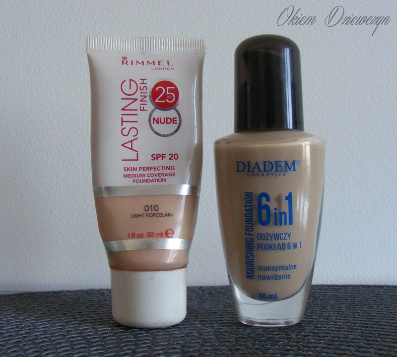 Rimmel, Diadem Cosmetics