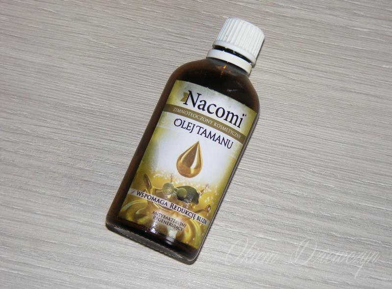 Nacomi olej tamanu