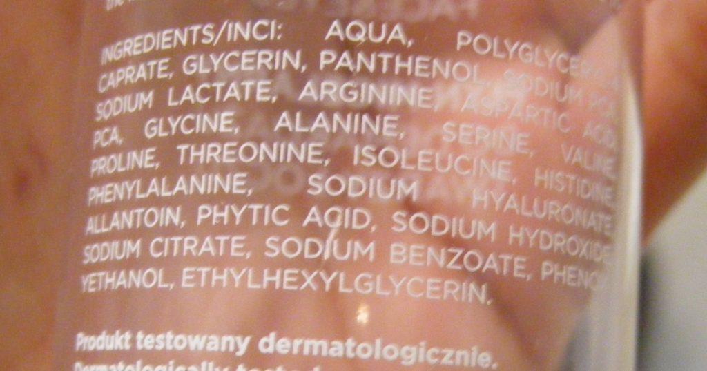 Płyn micelarny Sayen skład