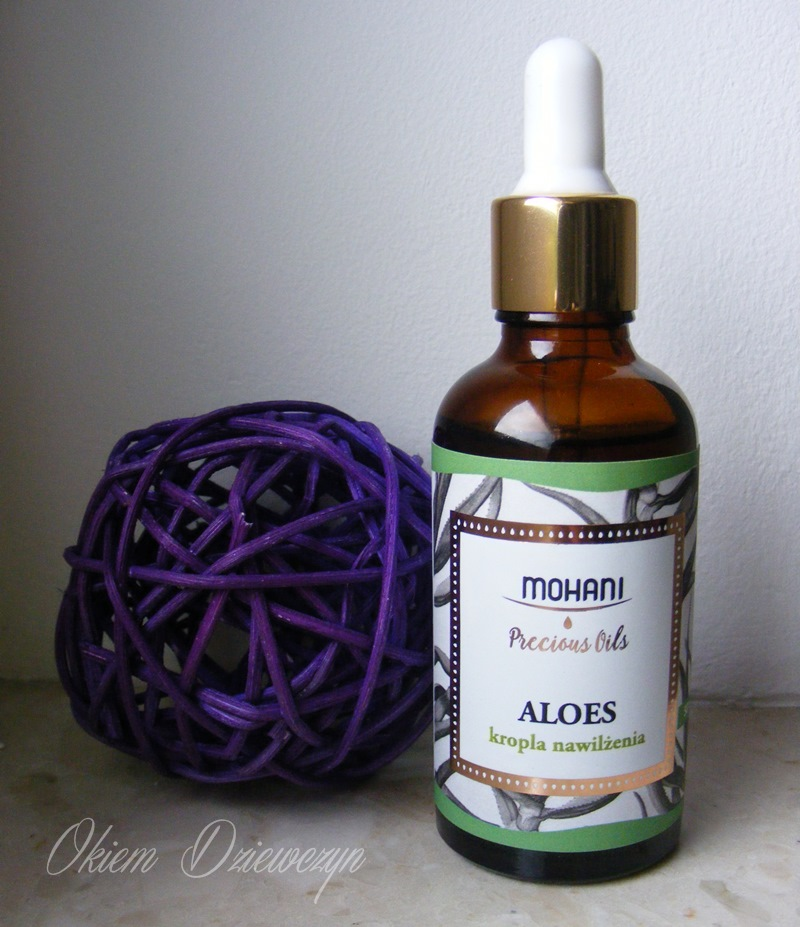 Olej aloesowy Mohani
