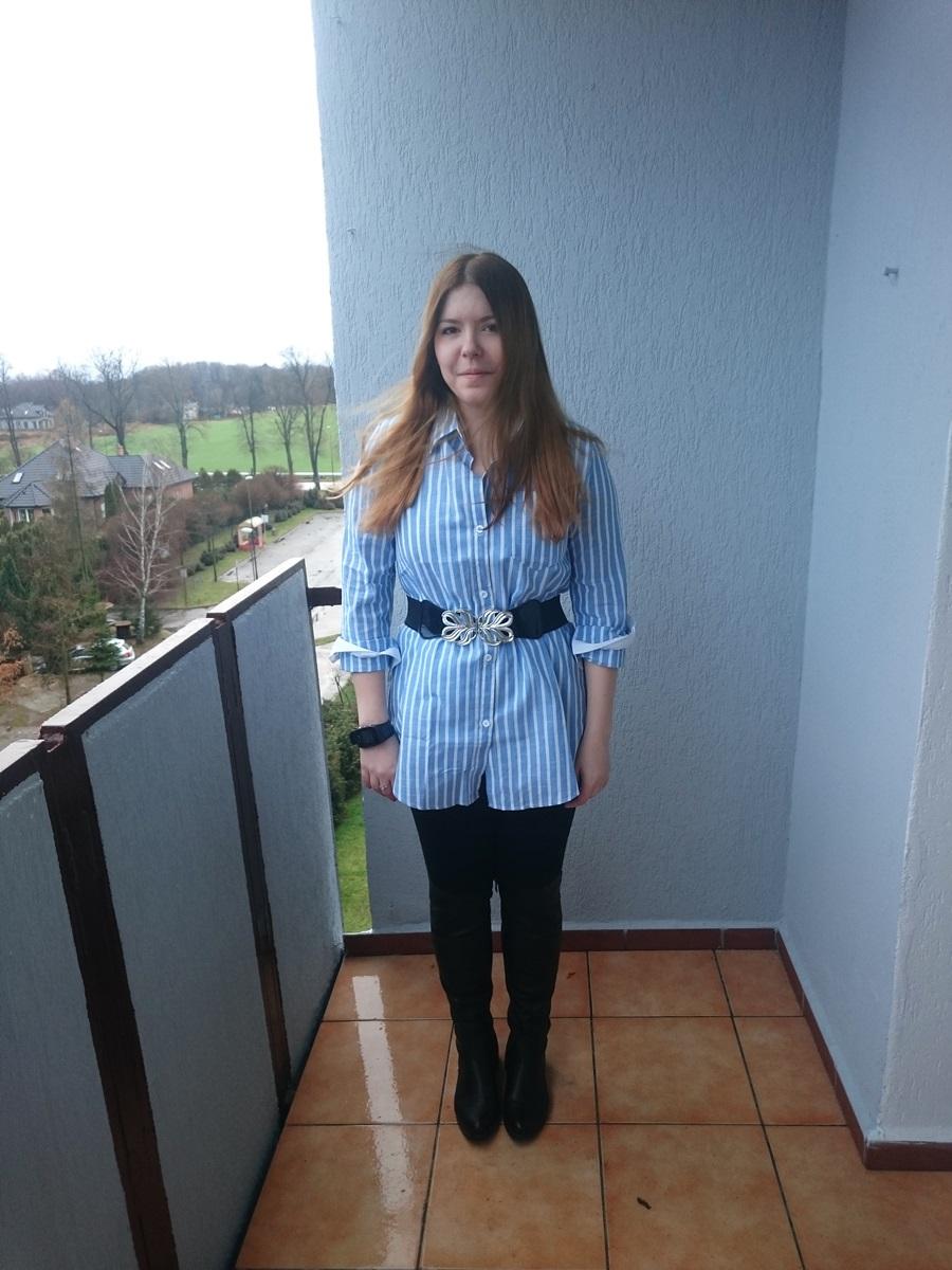 Koszula Romwe