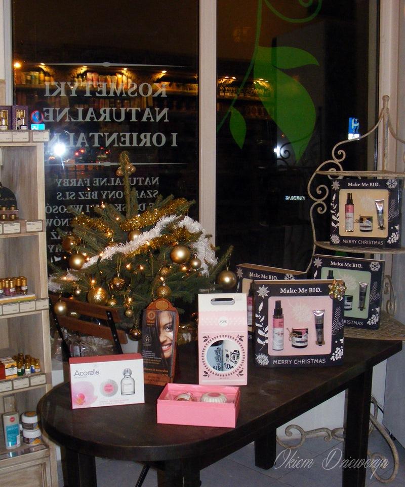 Zestawy prezentowe kosmetyków naturalnych w Helfy