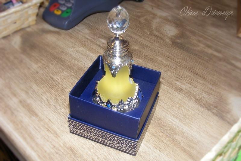 Arabskie perfumy w Helfy