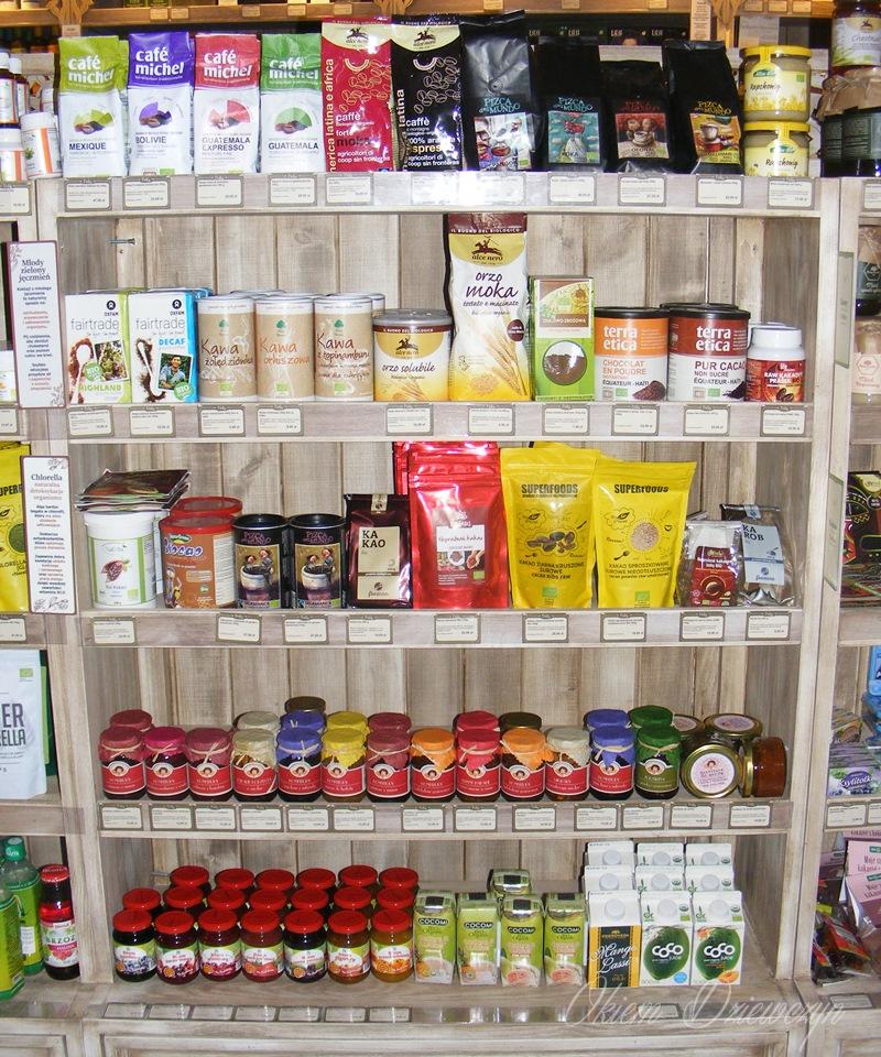 Zdrowa żywność w Helfy