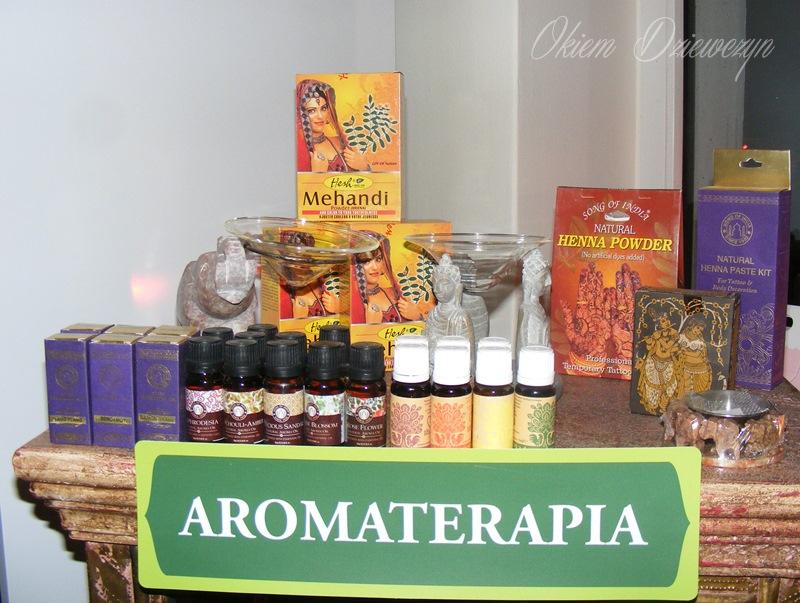 Kosmetyki do aromaterapii w Helfy