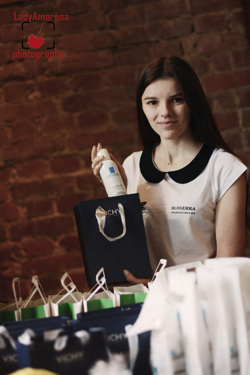 Izabela Kornet - Organizatorka Spotkania Świadomych Blogerek