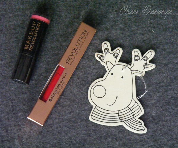 Makeup Revolution - kosmetyki do ust