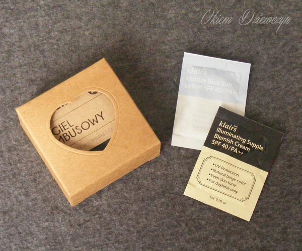 Mydło z węglem bambusowym Rare Beauty Market