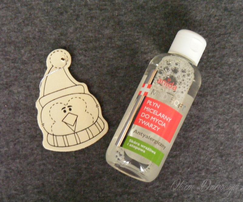 Płyn micelarny do mycia twarzy i demakijażu