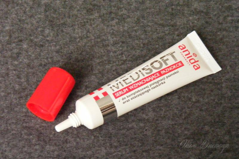 Serum wzmacniające paznokcie MediSoft