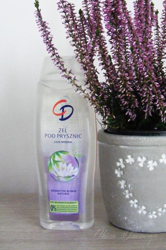 Żel pod prysznic CD lilia wodna