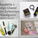 Rozdanie z Maaalgooos i Design Chanel (wyniki)