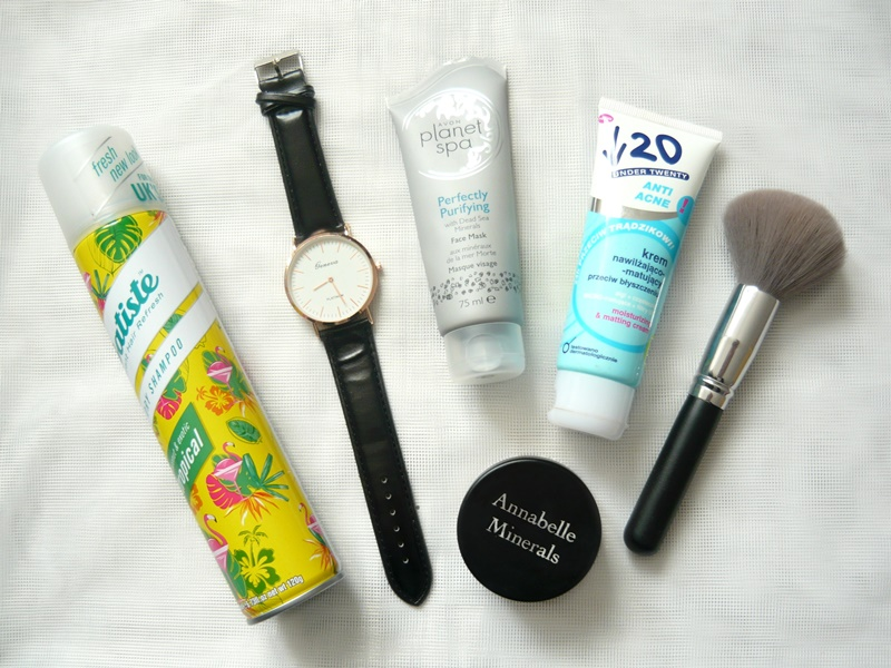 Zestaw: Batiste, Planet SPA, Under 20, Annabelle Minerals