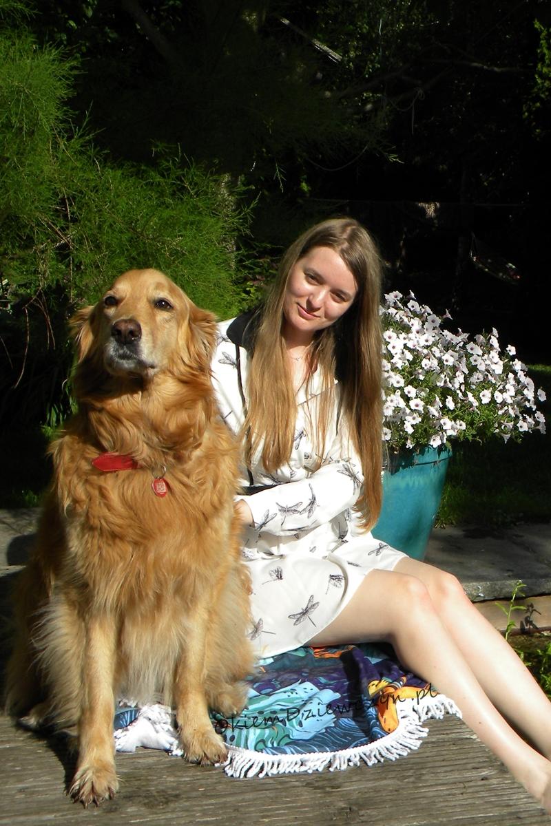 Zdjęcie z psem