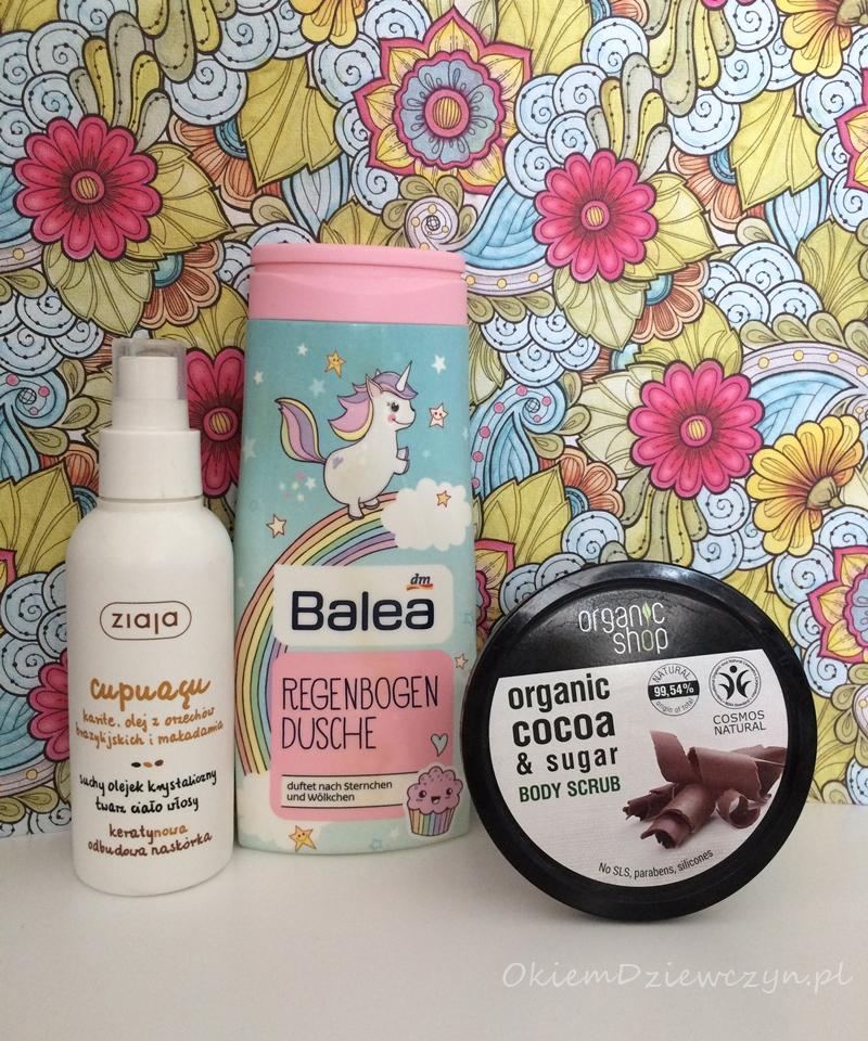 Ziaja, Balea i Organic Shop