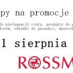 Jakie kosmetyki warto kupić w Rossmannie?