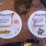 Algowe maseczki od Nacomi