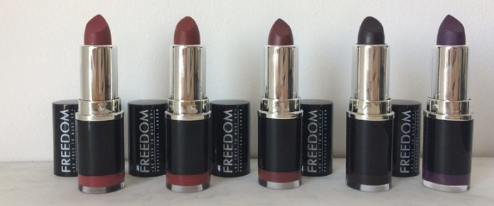 Freedom Noir Mattes Collection